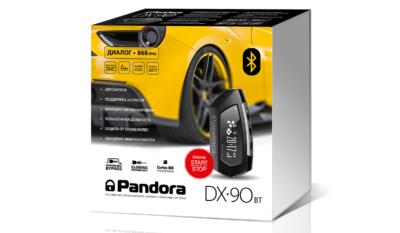Pandora DX-90 BT фото