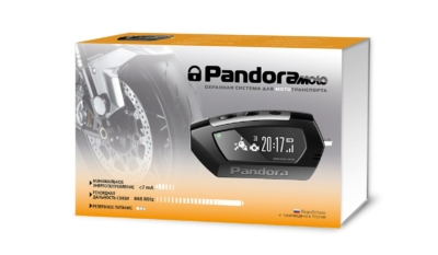 Pandora Moto фото