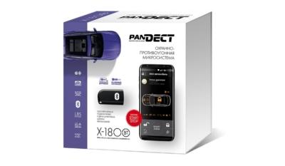 Pandect X-1800 BT фото