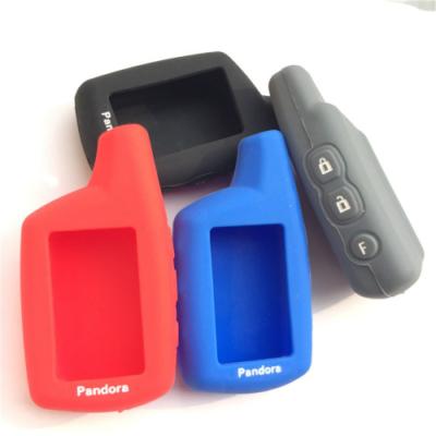 Силиконовые чехлы для брелоков Pandora фото