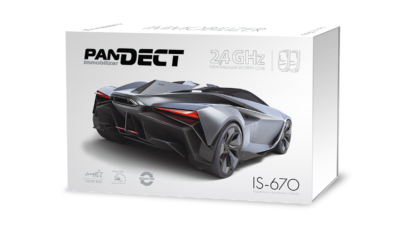 Pandect IS-670 фото