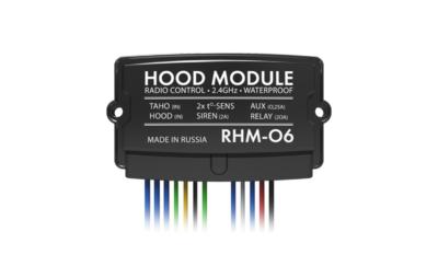 Подкапотный модуль Pandora RHM-06 фото