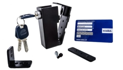 Block-Lock защита диагностического (OBD) разъема с цилиндром KABA фото